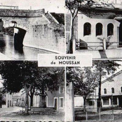 MOUSSAN (Aude)