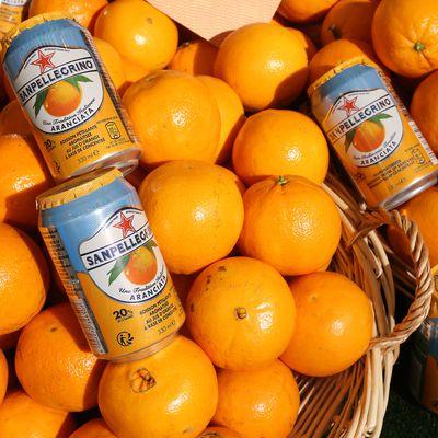 Soif d'oranges