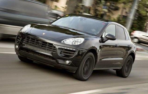 Porsche Macan : les premiers essais