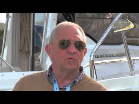 Interview vidéo Nauticales 2013 - Quicksilver met en avant son Pilothouse 755 et son Activ 595