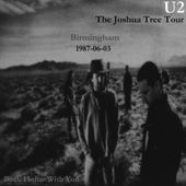 U2 -Joshua Tree Tour -03/06/1987 -Birmingham -Angleterre- National Exhibition Centre - U2 BLOG