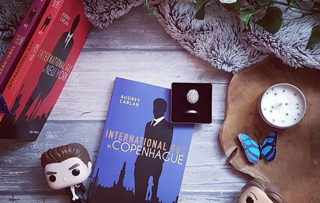 International Guy, tome 3 : Copenhague - Audrey Carlan
