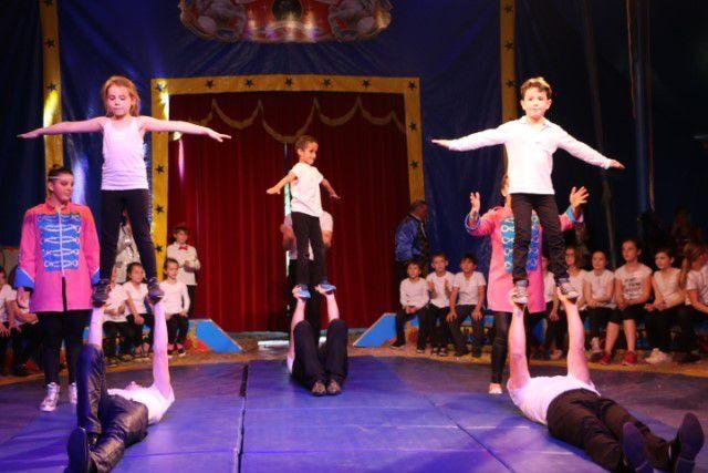 Juin 2016: St Jo Circus