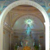 Chapelle Notre Dame de la Médaille Miraculeuse (Paris) - élévation