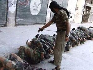 assassinat de soldats syriens (en 2012, bien avant DAESH)
