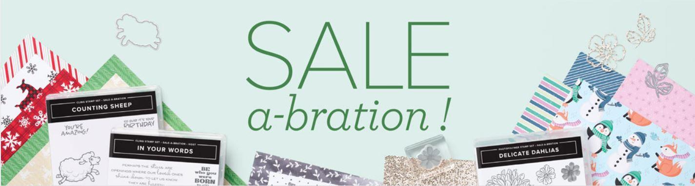 Nouveau mini catalogue juillet-aout et Sale A Bration