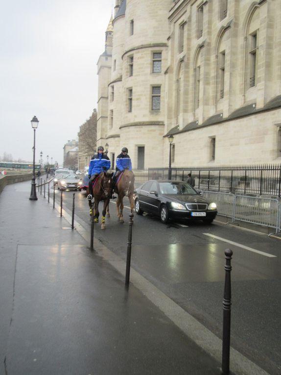 séjour à Paris jour 2