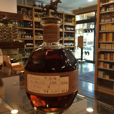 Blanton's Single Barrel 230
