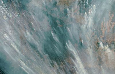 Prière pour la pluie en Bolivie : l'ampleur des feux de brûlis vue par les satellites d'observation de la Terre