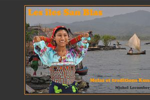 """""""Les îles San Blas, molas et traditions Kunas"""", le livre électronique"""