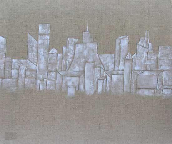 Paysages - 10 peintures - 2005/2009
