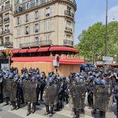 Manif du 1er mai: Selon la préfecture de police de Paris, un gilet jaune, des clés...et des compresses sont des armes par procuration