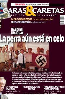 URUGUAY: NAZISMO LA PERRA AÚN ESTÁ EN CELO - A CADELA AINDA ESTA NO CIO (Roger Rodríguez)