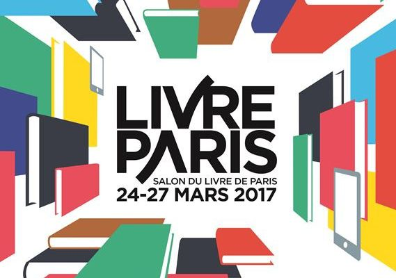 Salon du livre de paris 2017
