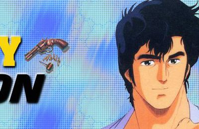 City hunter - Nicky larson Saison 1 partie 1
