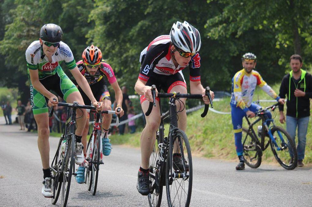 Championnats de la Somme Cyclosport Ufolep à Port-Le-Grand