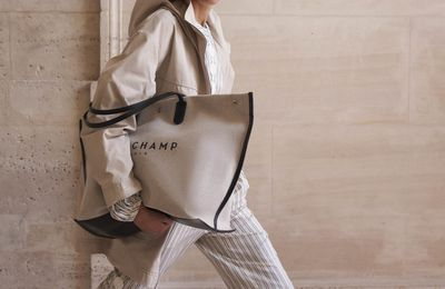 LONGCHAMP SPRING 2021 CAMPAIGN SHORT FILM 'TRES PARIS'