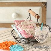 Lavender Sachets - A Spoonful of Sugar