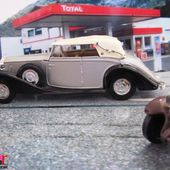 ROLLS-ROYCE PHANTOM III 1939 AGE D'OR SOLIDO 1/43 - car-collector.net