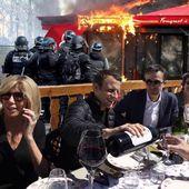 Répression, pourrissement et provocation : la méthode Macron - Vu du Droit