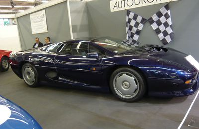 Jaguar, Retromobile 2009