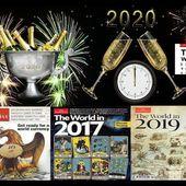 """Bilan des anciennes couvertures de """"The Economist"""" pour mieux appréhender celle de 2020"""
