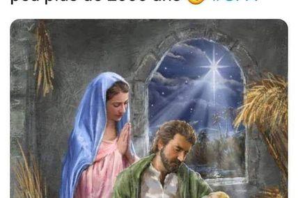 Jésus, né d'une PMA, d'une GPA ?