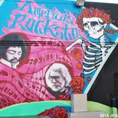 PSYCHEDELIC BLUES ON THE WALL - Le blog de jazzaseizheur