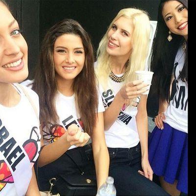 LAMENTABLE: Miss Liban n'arrive pas à mettre de coté son hostilité envers Israël même le temps d'un concours de beauté
