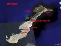 Cartes d'Amorgos