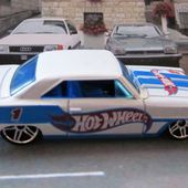 66 CHEVY NOVA HOT WHEELS 1/64 CHEVROLET NOVA 1966 - car-collector.net