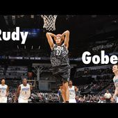 Rudy Gobert - GobZilla / The Stifle Tower Mix 2015