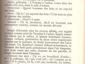 """Allusions aux Xipéhuz dans Alfred Jarry """"Les jours et les nuits """" (1897)"""