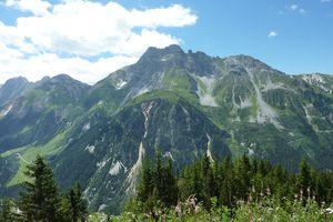 Autour de Pralogran-La Vanoise