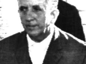 Gerhard Bohne (left) Joesef Mengele (right)