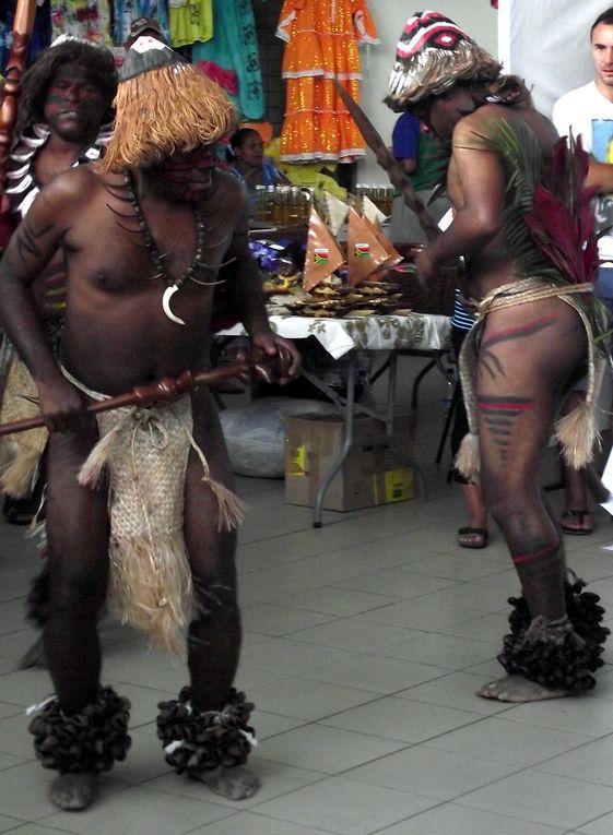 Dessin du site recommandé, danseur du Vanuatu à Nouméa (JP) et mon livre écrit au Vanuatu
