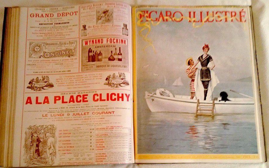 Figaro illustré Année 1894