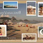 Rio de Janeiro, plage d'Ipanema - Images du Beau du Monde