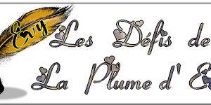 "Défi n° 137 Thème "" Le monde jadis """