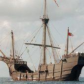 """L'épave de la """"Santa Maria"""" de Christophe Colomb aurait été retrouvée"""