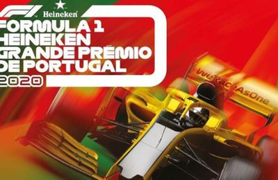 Le Grand Prix du Portugal de Formule 1 en direct ce week-end sur Canal Plus et TMC !