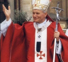 22 octobre - Saint Jean Paul II