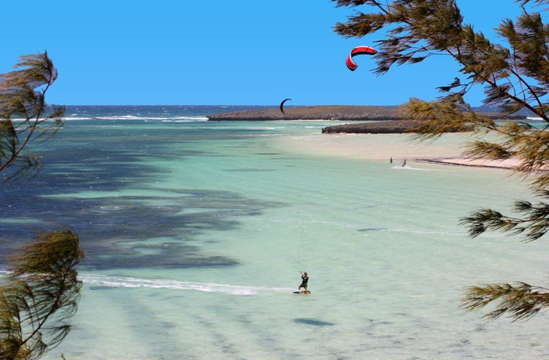 Album - Kitesurf à Madagascar