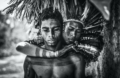 Brésil : Une exposition indigène à São Paulo veut dénoncer les crimes forestiers par l'art