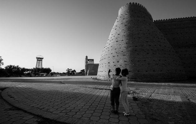 25/07/2017 OUZBEKISTAN: Bukhara, Ayrda Kul, Samarkand..