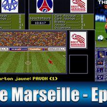 The Manager fr / Amiga / Gameplay / Olympique de Marseille / Episode 16