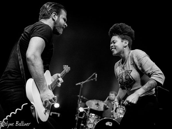 Blues de Traverse 2014: The Swinging Dice, The Hillbilly Moon Explosion,Nikki Hill