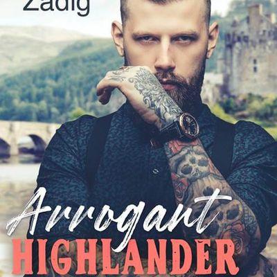 Arrogant Highlander de Mina Zadig