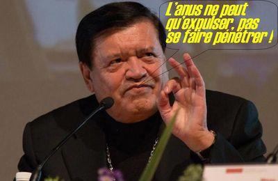Cardinal Rivera : un super-Barbarin mexicain !