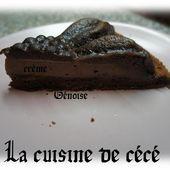 Gâteau magique au chocolat - La cuisine de cécé